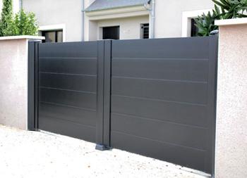portails vente et pose de portails en seine et marne. Black Bedroom Furniture Sets. Home Design Ideas