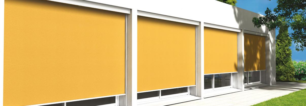 Stores extérieur de fenêtre