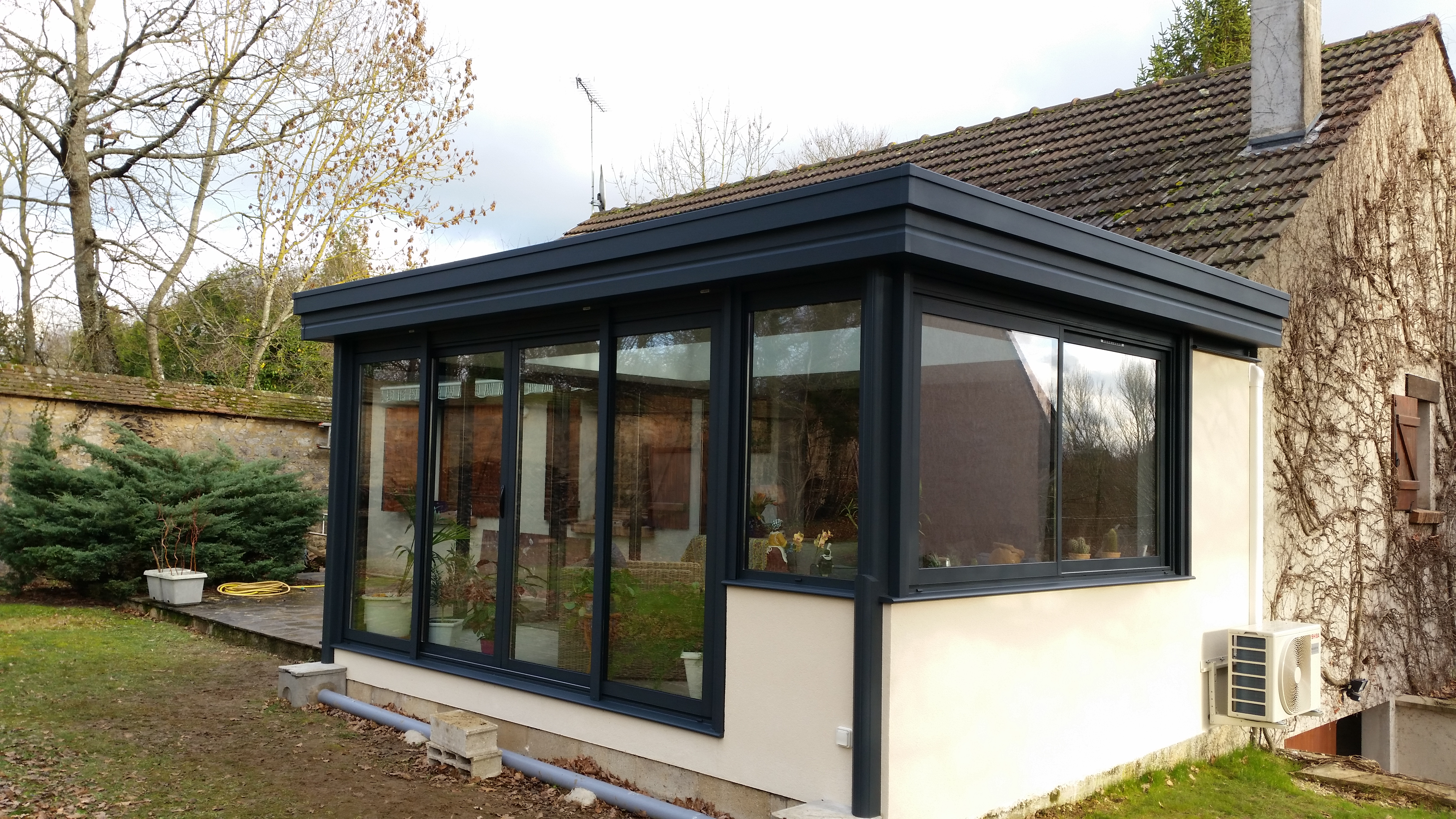 Veranda Originale veranda aluminium - ty braz