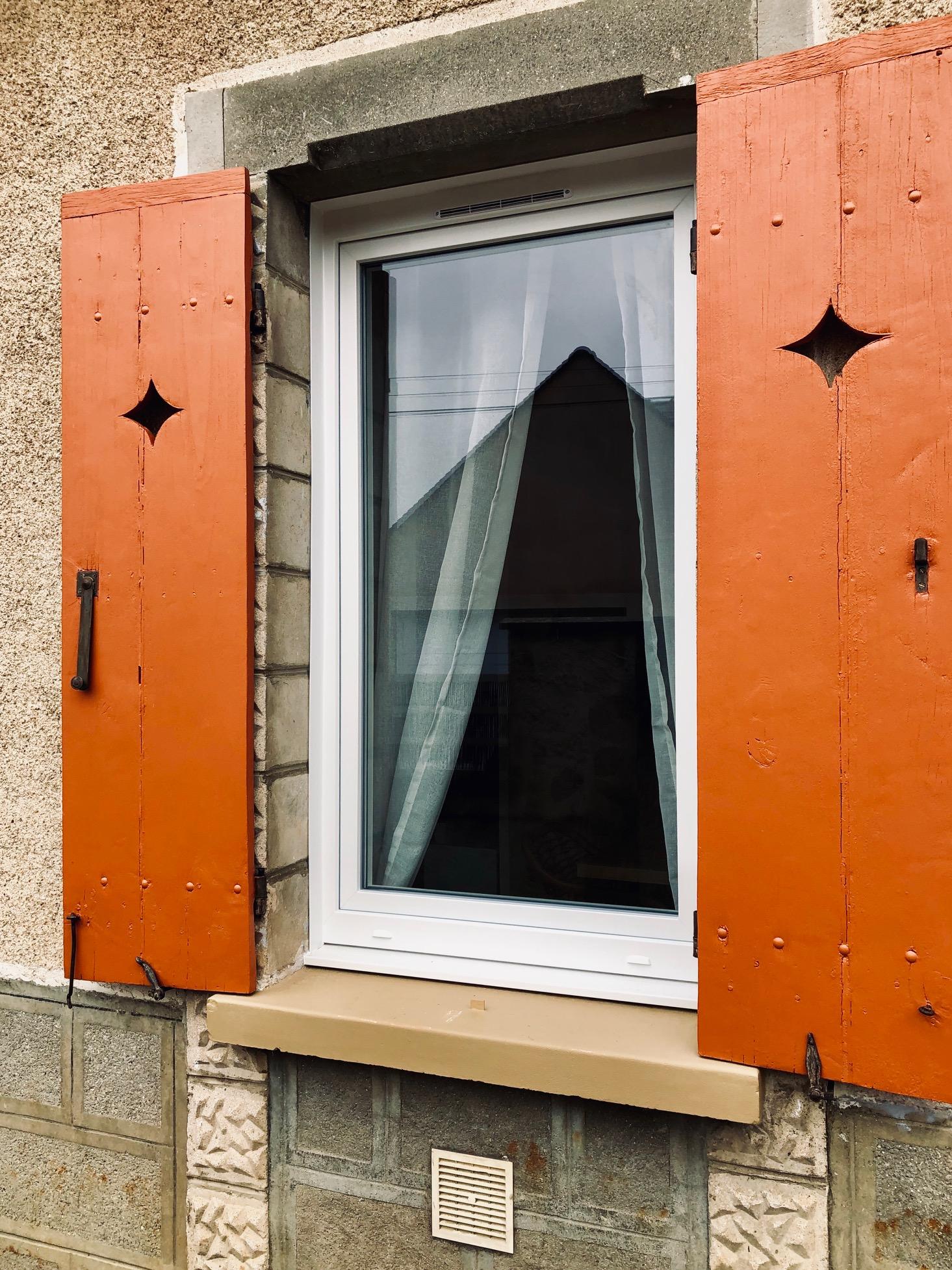 Fen tre pvc ty braz - Porte fenetre interieur ...