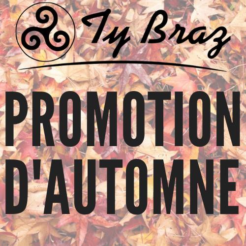 promotion d'automne