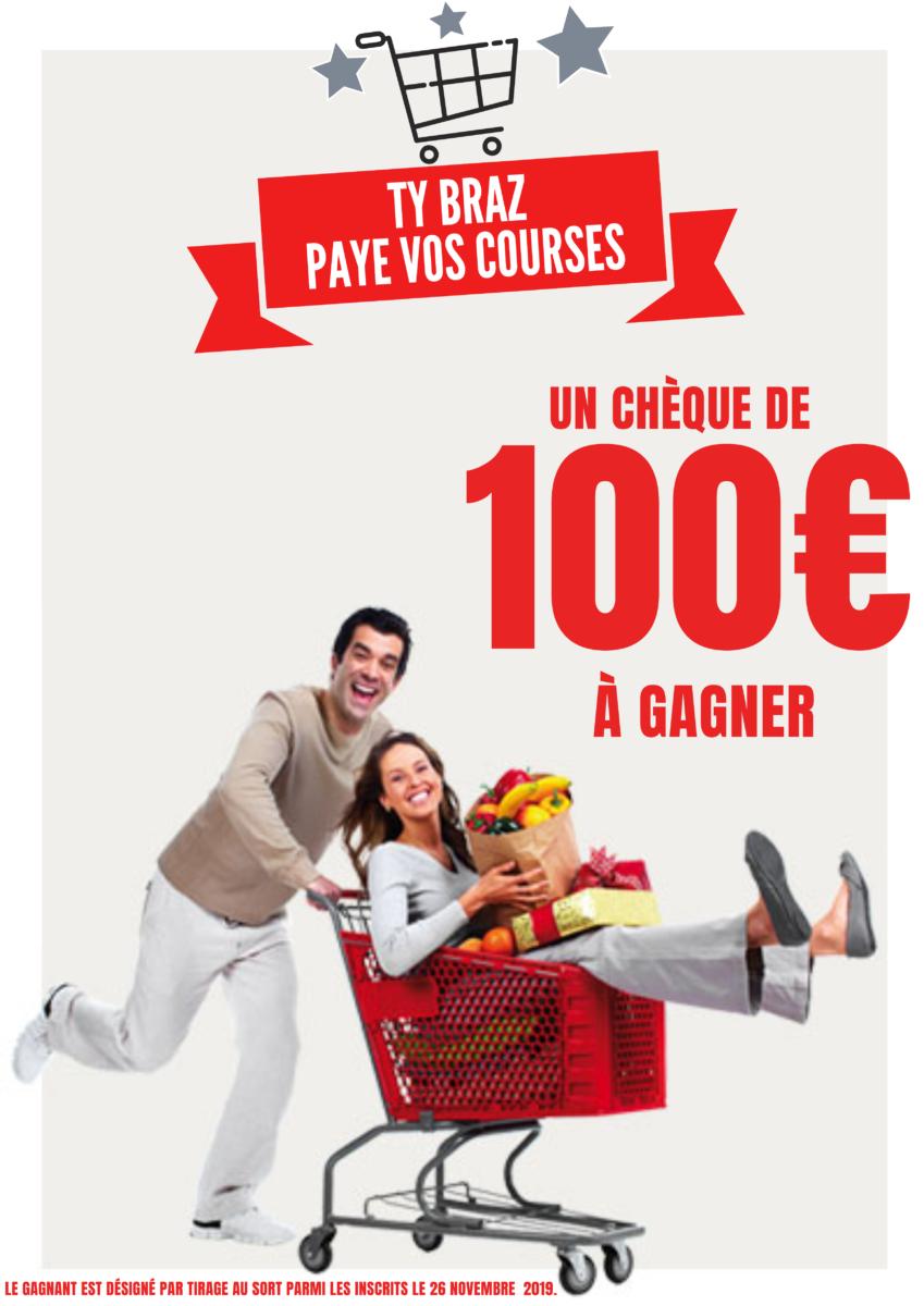 100€ offert