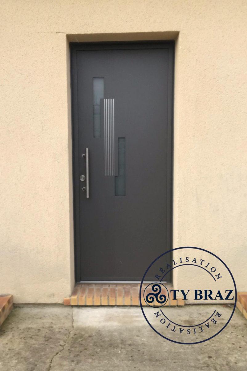porte d'entrée jazzy